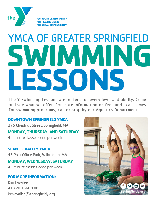 Downtown Springfield Y Aquatics Ymca